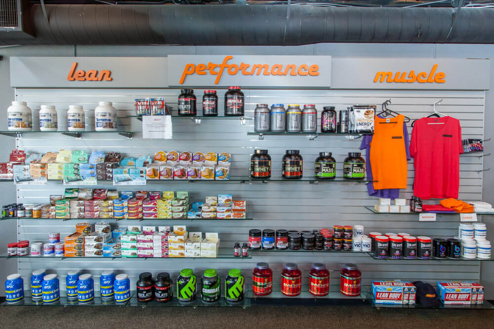 Nutrition Supplement Store - Boulevard Fitness